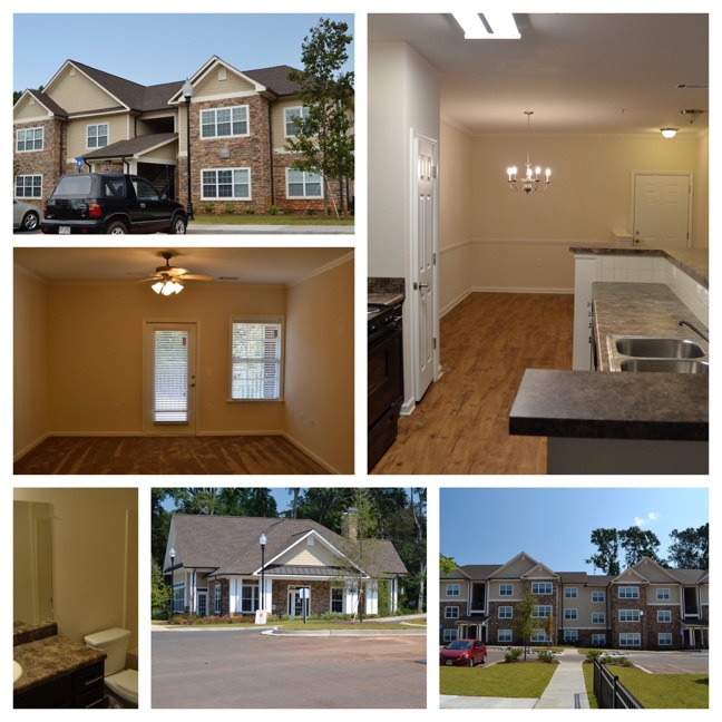 Gateway Gardens Apartments: Brentwood Place Apartments